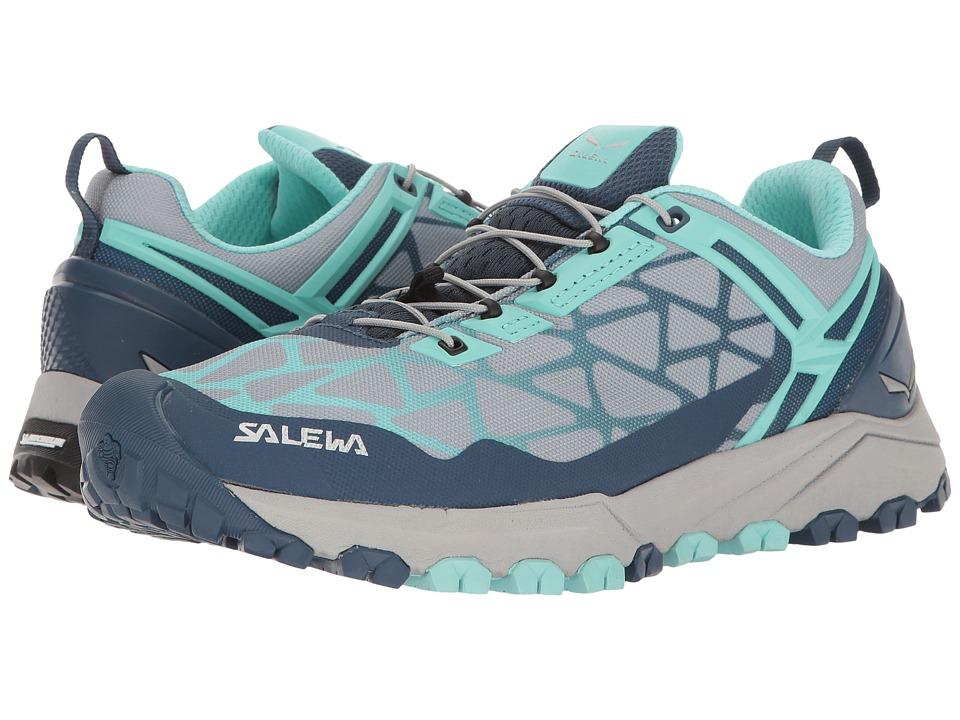 SALEWA Multi Track (Dark Denim/Aruba Blue) Women's Shoes