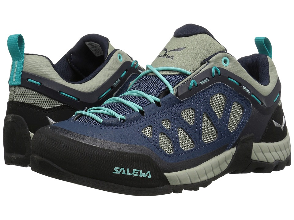 SALEWA Firetail 3 (Dark Denim/Aruba Blue) Women