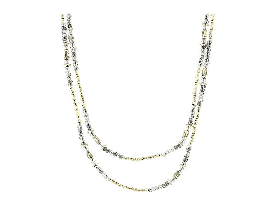 Chan Luu - 42' Sunflower Crystals Layering Necklace (Sunflower Crystal) Necklace