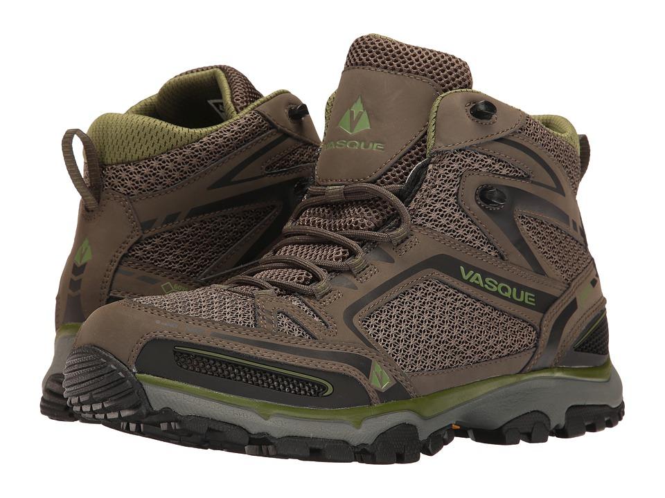 Vasque Inhaler II GTX (Black Olive/Pesto) Men's Boots
