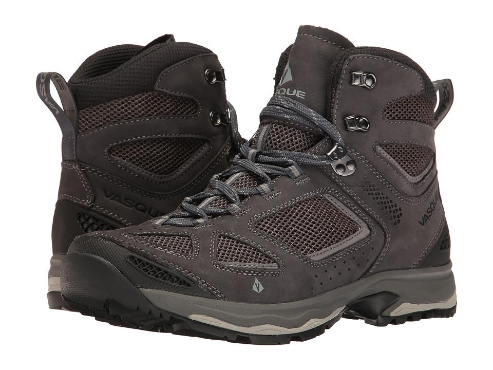 Vasque Breeze III (Ebony/Gargoyle) Men's Shoes