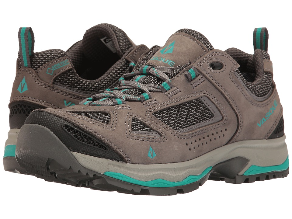 Vasque Breeze III Low GTX (Gargoyle/Columbia) Women's Shoes