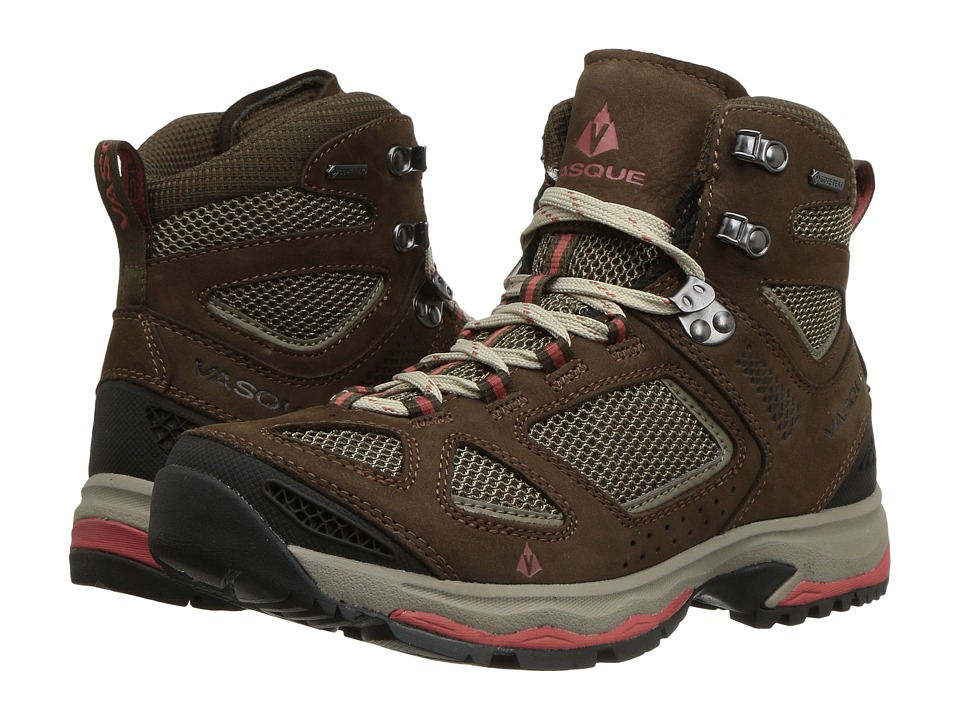 Vasque Breeze III GTX (Slate Brown/Tandori Spice) Women