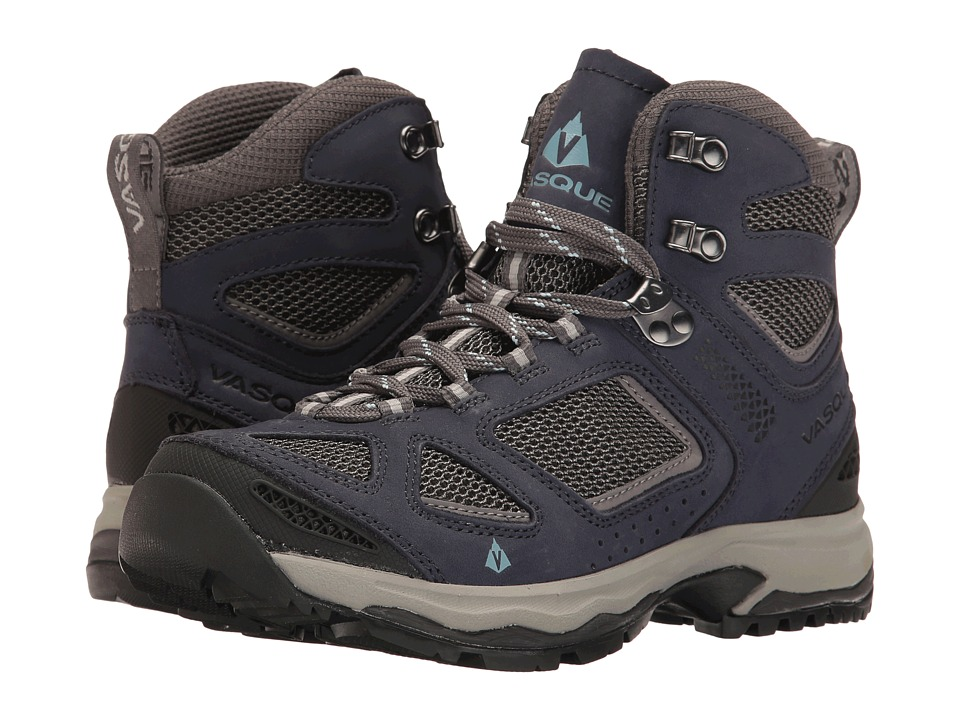 Vasque Breeze III (Crown Blue/Stone Blue) Women's Shoes