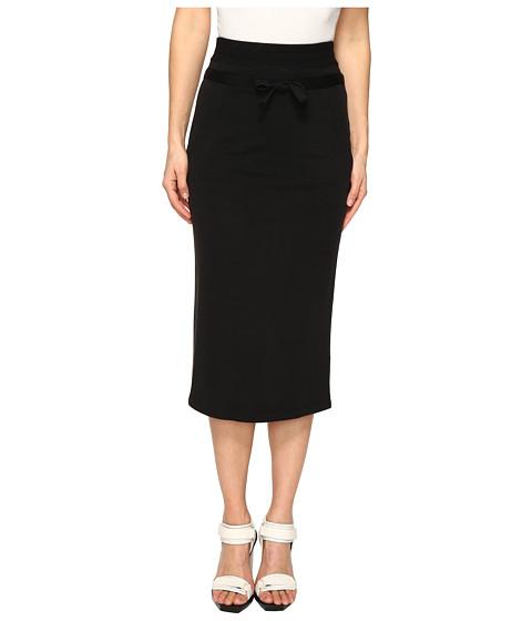 The Kooples Sport Cupro Fleece Skirt