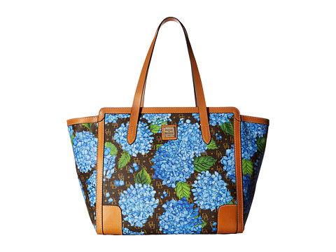 Dooney & Bourke Hydrangea East/West Shopper