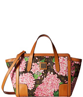 Dooney & Bourke - Hydrangea Small Shopper