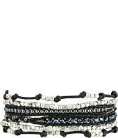Chan Luu - 32' Black Mix Wrap Bracelet