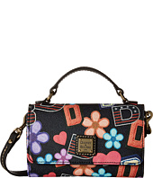 Dooney & Bourke - Small Mimi Crossbody Varsity