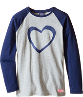 Toobydoo - Hip and Cool Heart Tee (Toddler/Little Kids/Big Kids)