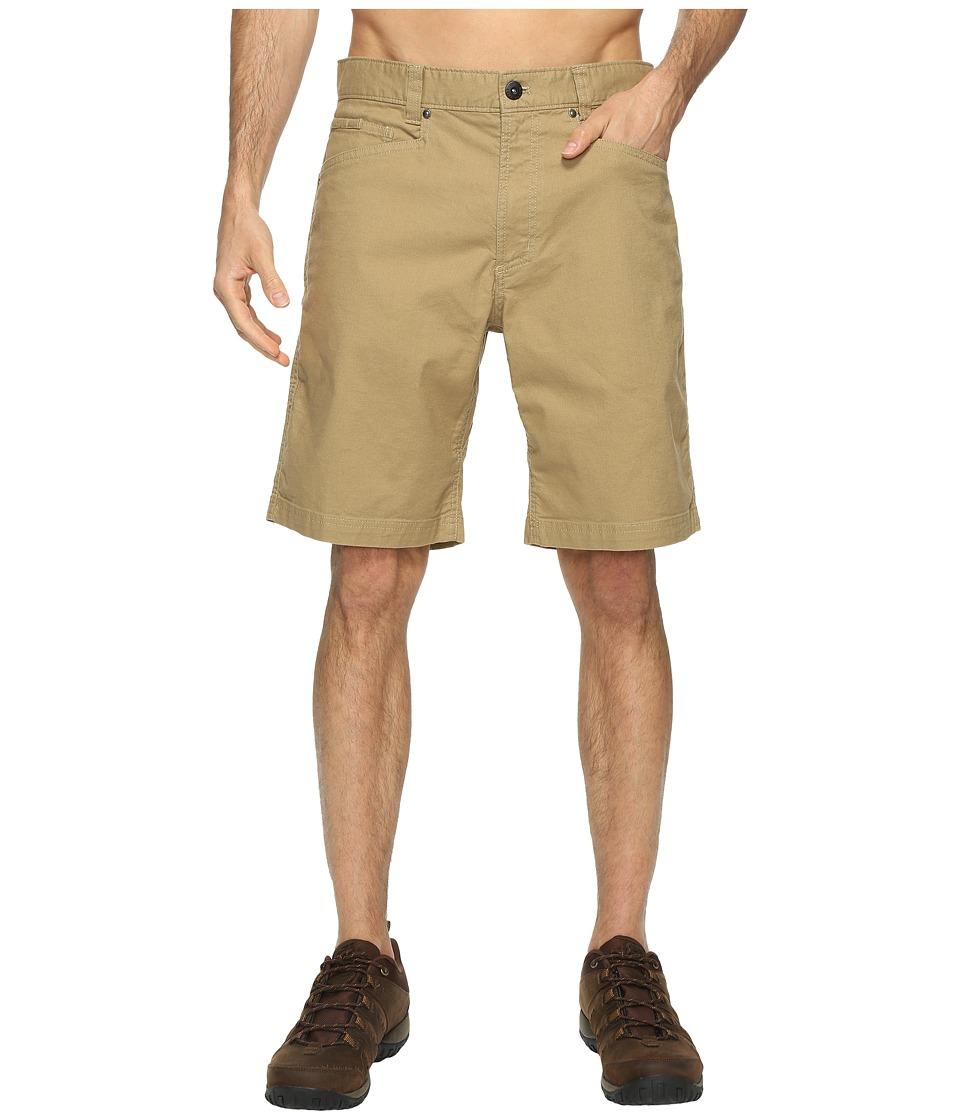 The North Face Campfire Shorts (Kelp Tan) Men