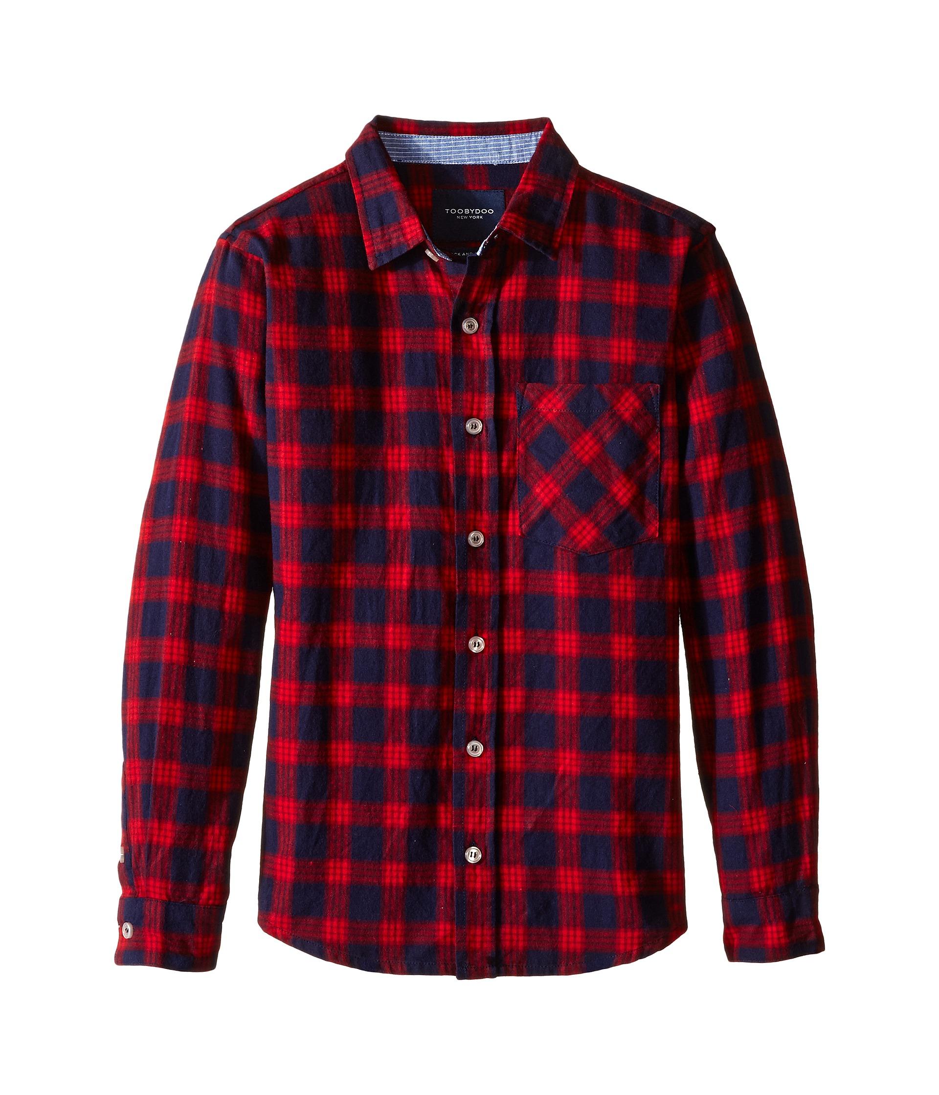 Red Flannel Shirt Deals On 1001 Blocks