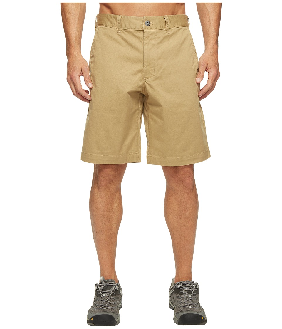 The North Face Relaxed The Narrows Shorts (Kelp Tan) Men