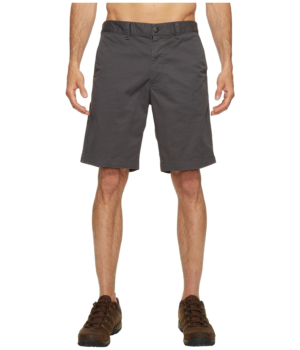 The North Face Relaxed The Narrows Shorts (Asphalt Grey) Men