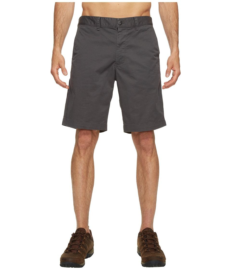 The North Face Relaxed The Narrows Shorts (Asphalt Grey) Men