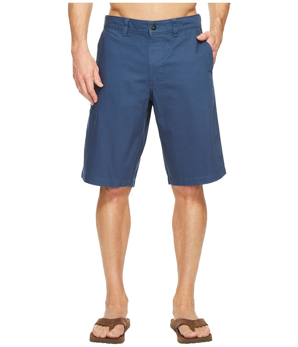 The North Face The Narrows Cargo Shorts (Shady Blue) Men