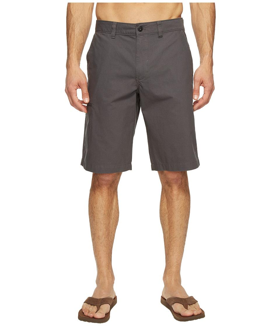 The North Face The Narrows Cargo Shorts (Asphalt Grey) Men