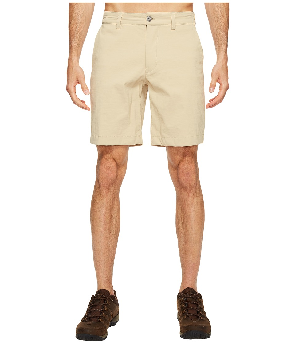 The North Face Rockaway Shorts (Safari Tan) Men
