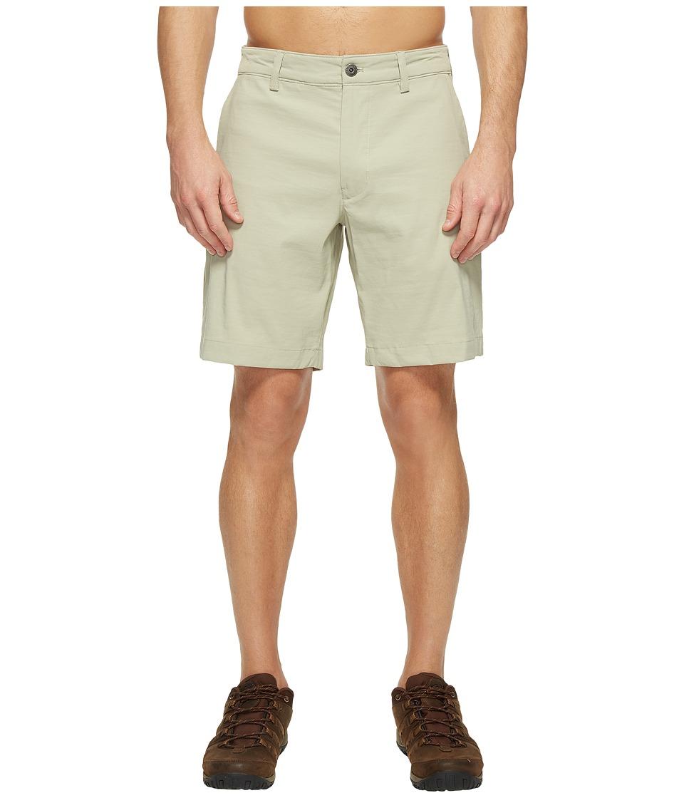 The North Face Rockaway Shorts (Granite Bluff Tan) Men