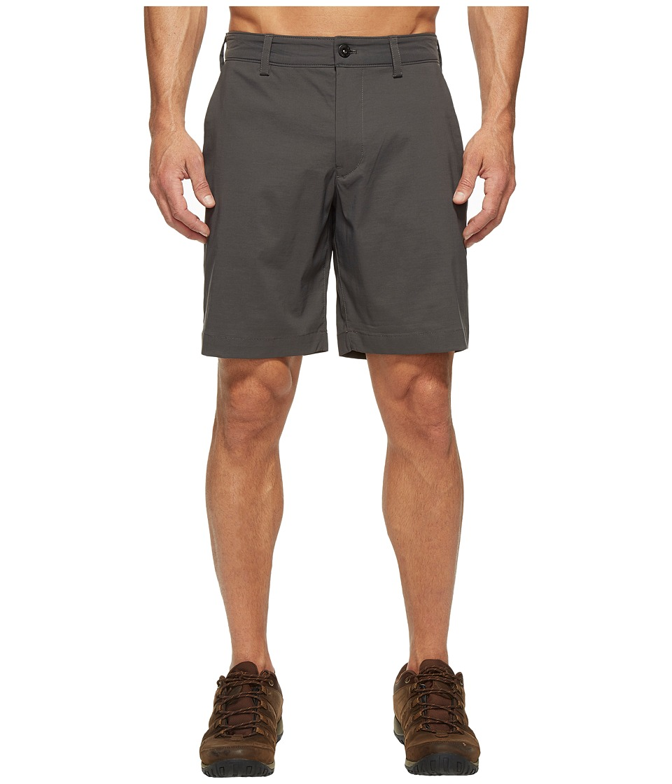 The North Face Rockaway Shorts (Asphalt Grey) Men