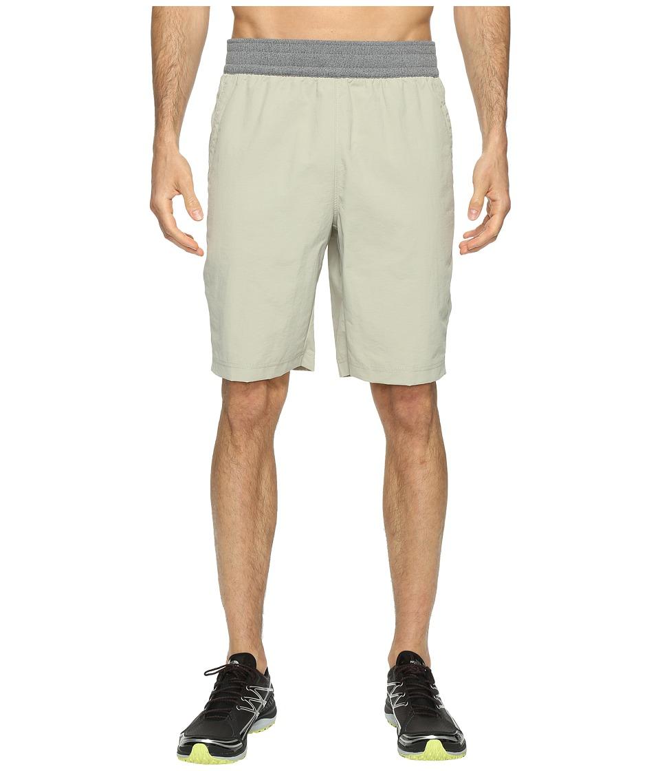 The North Face Pull-On Adventure Shorts (Granite Bluff Tan) Men