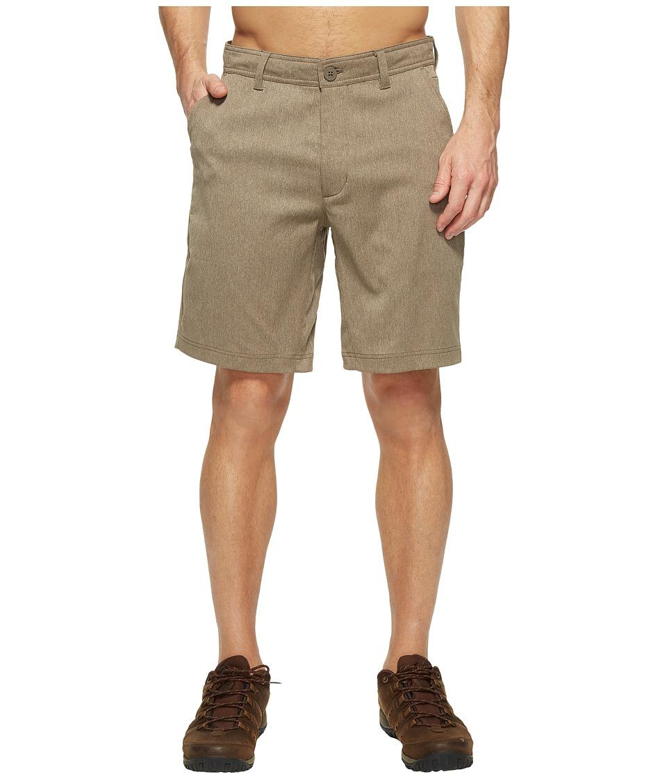 The North Face Travel Shorts (Weimaraner Brown) Men