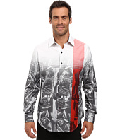 Robert Graham - Coal Mines Long Sleeve Woven Shirt