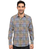 Robert Graham - Grapefruits Long Sleeve Woven Shirt