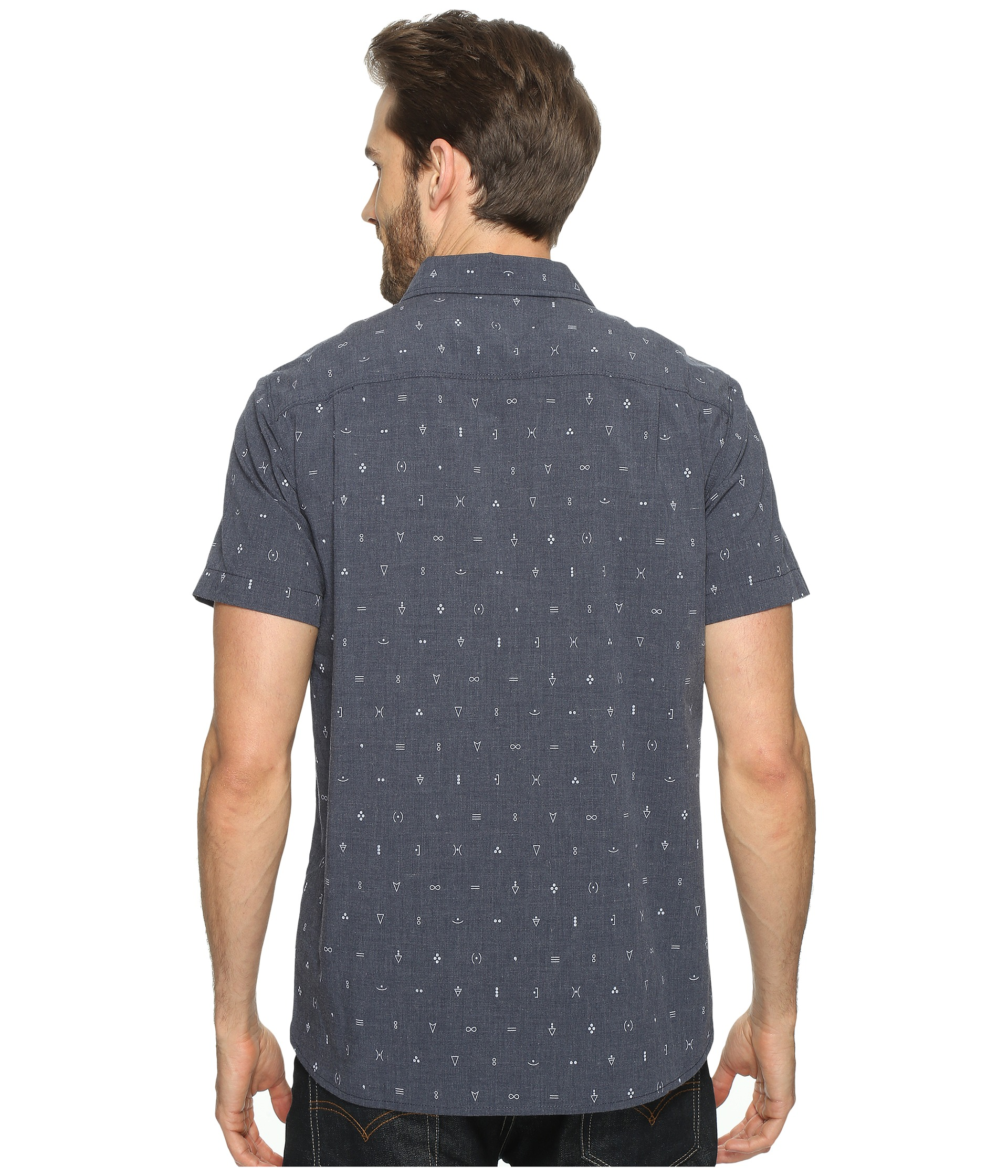 The north face short sleeve pursuit shirt at for The north face short sleeve shirt