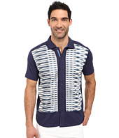 Robert Graham - Yuma Short Sleeve Knit Button Down