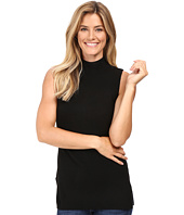 Calvin Klein - Sleeveless Mock Neck Sweater
