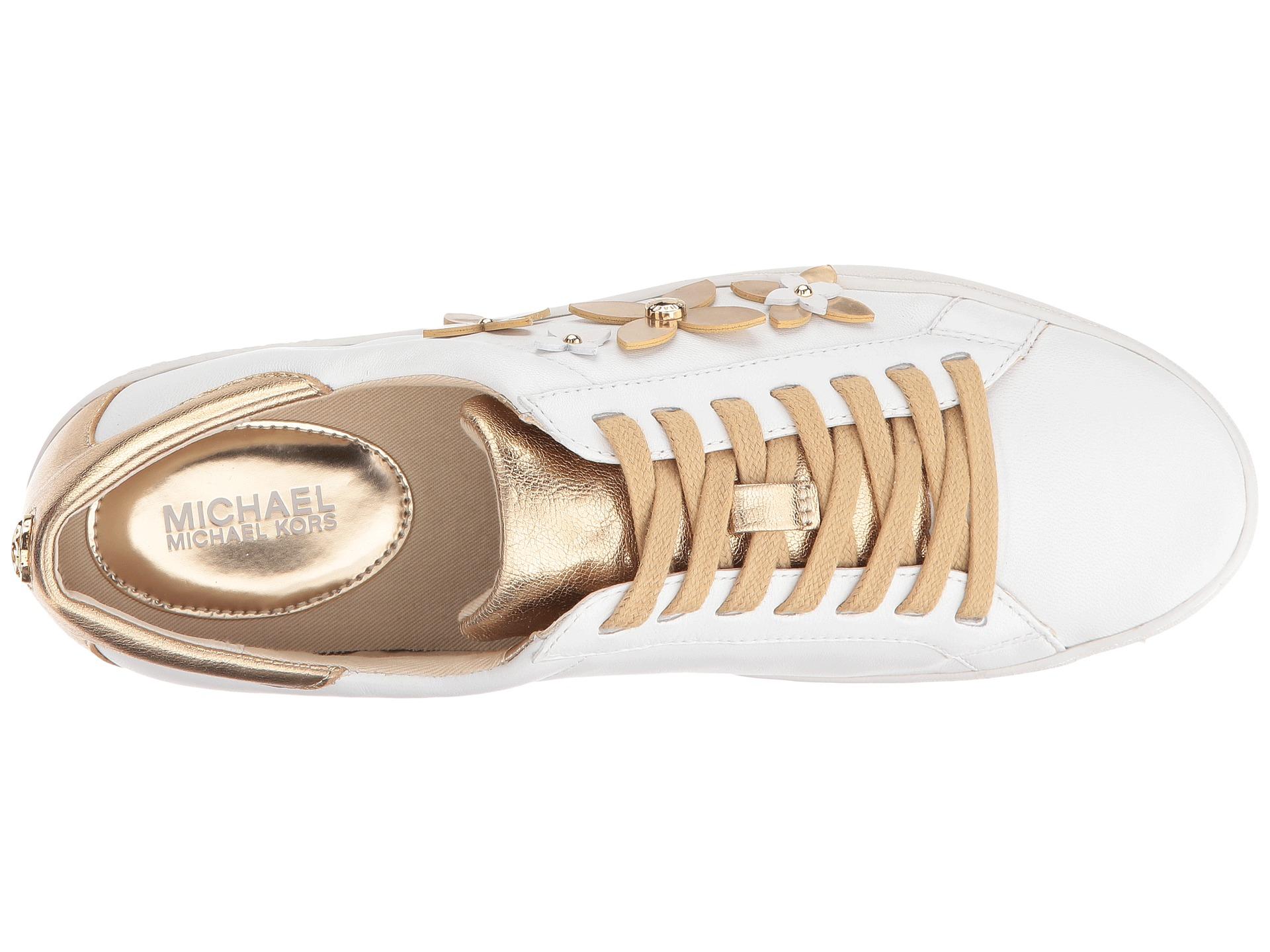 Lace-up Construction MICHAEL Michael Kors Lola Sneaker