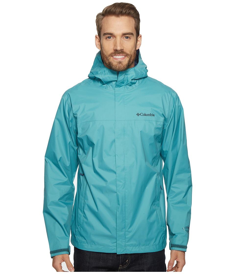 Columbia Watertight II Jacket (Teal) Men