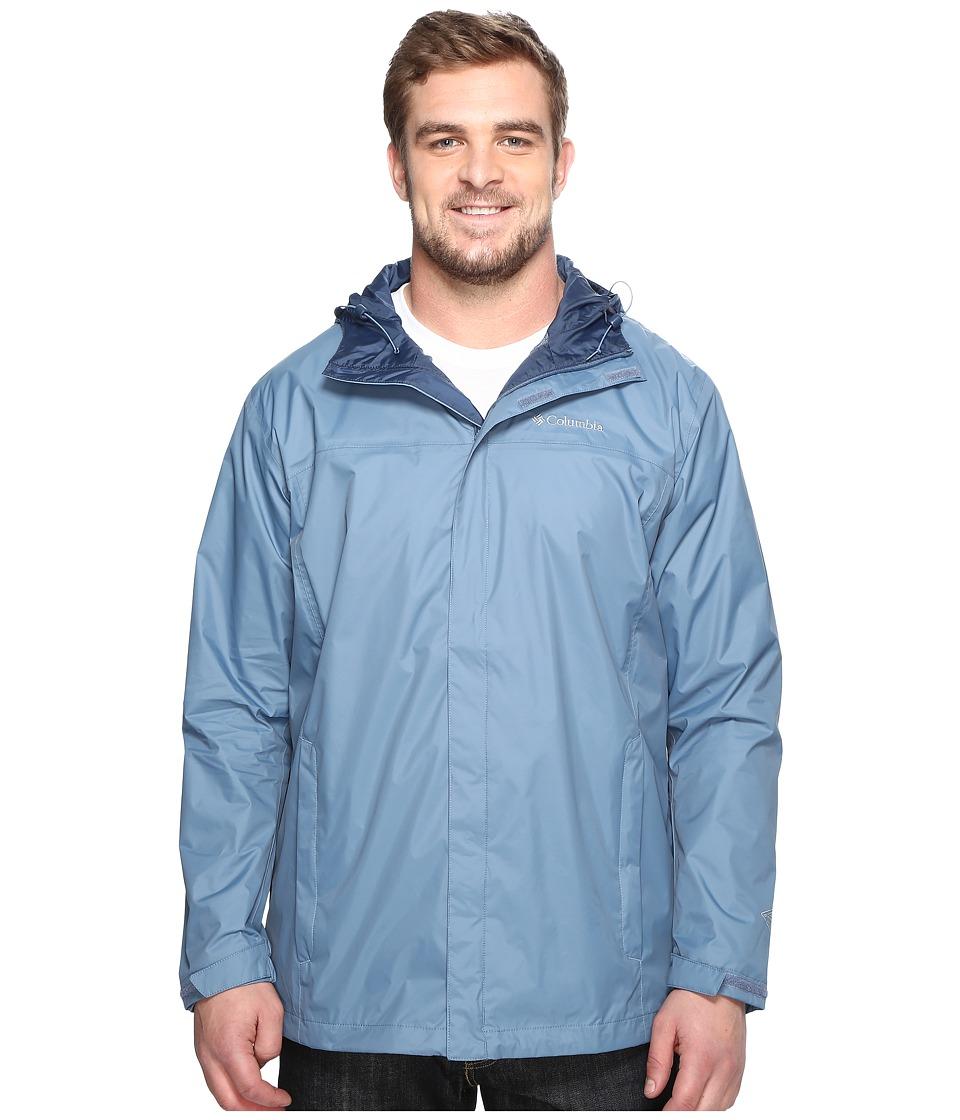 Columbia Watertight II Jacket Extended (Steel) Men