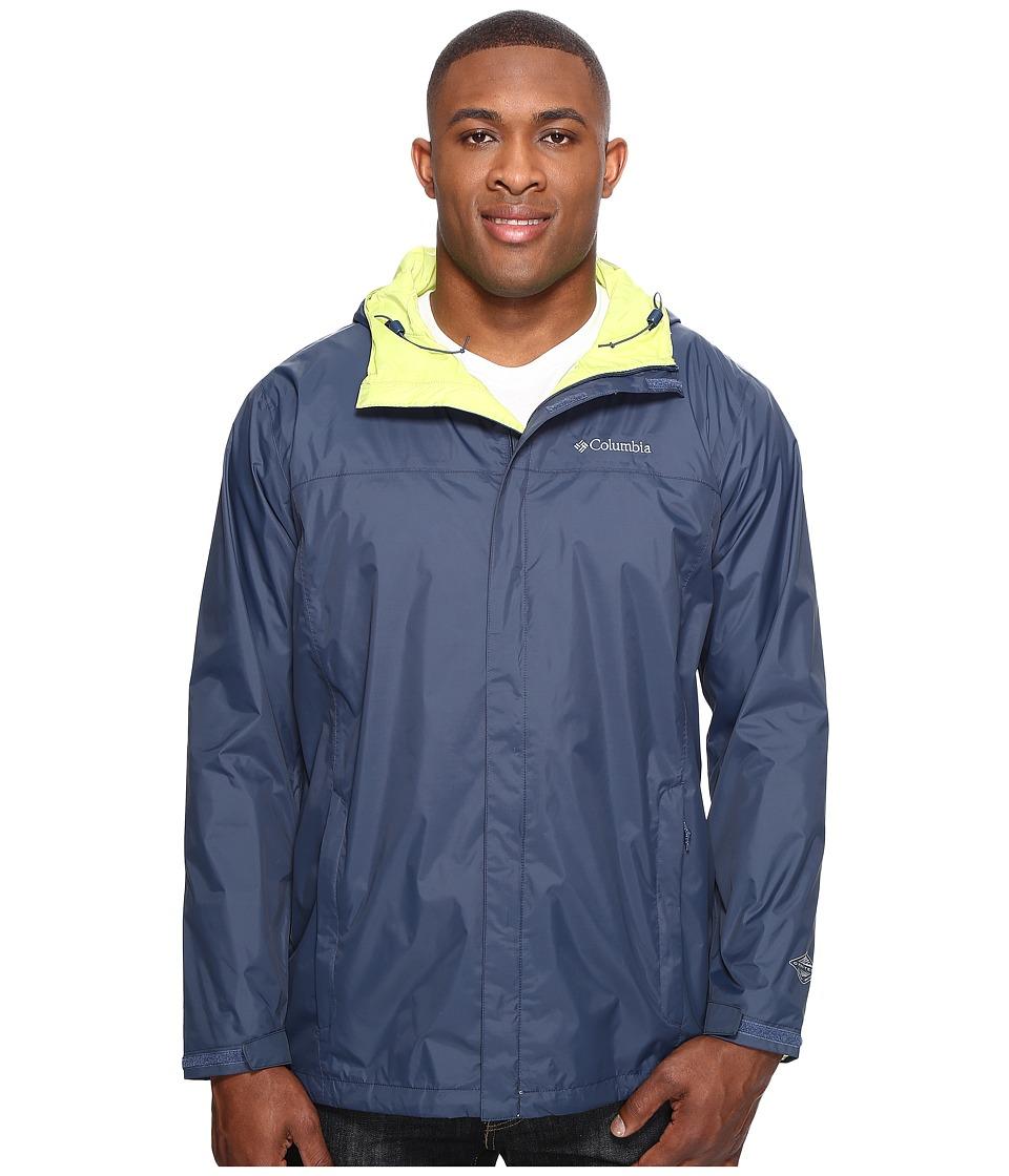 Columbia Watertight II Jacket Extended (Zinc) Men