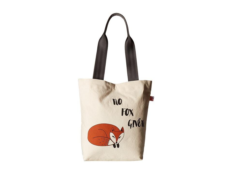 Harveys Seatbelt Bag - Canvas Tote (Fox) Tote Handbags