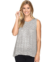 Nally & Millie - Jacquard Flared Tank Top