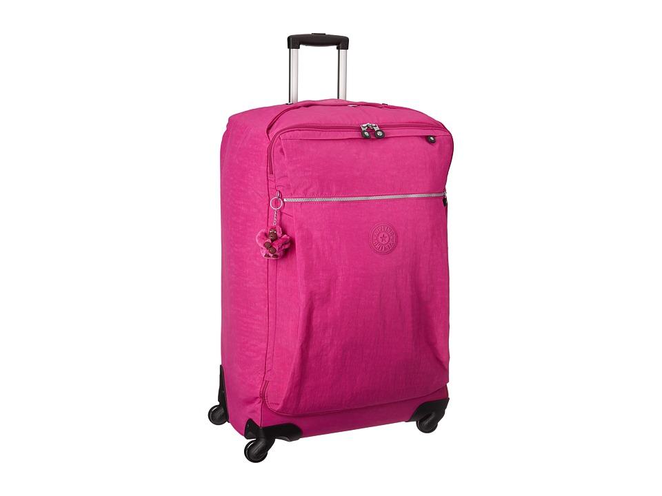 Kipling Darcey Large Wheeled Luggage (Very Berry) Luggage