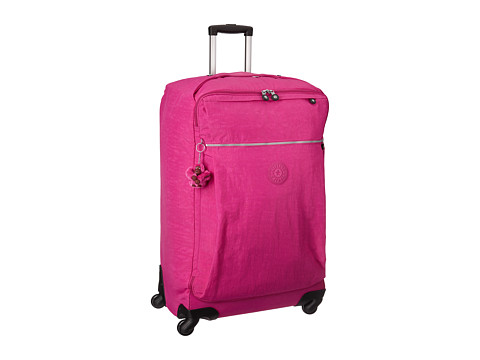 Kipling Darcey Large Wheeled Luggage - Very Berry