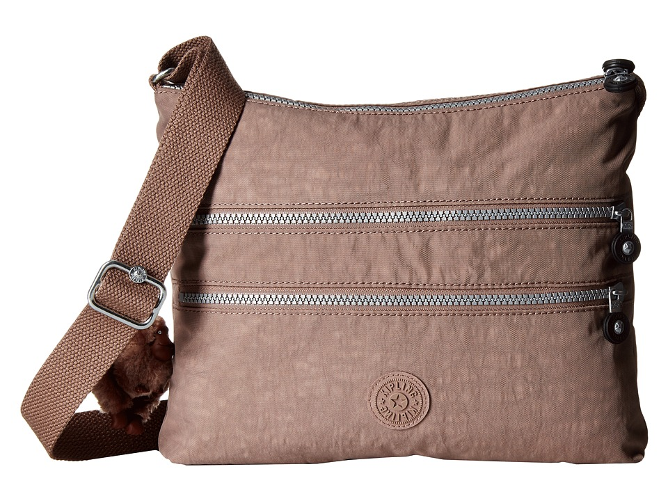 Kipling - Alvar Crossbody Bag (Bran) Cross Body Handbags