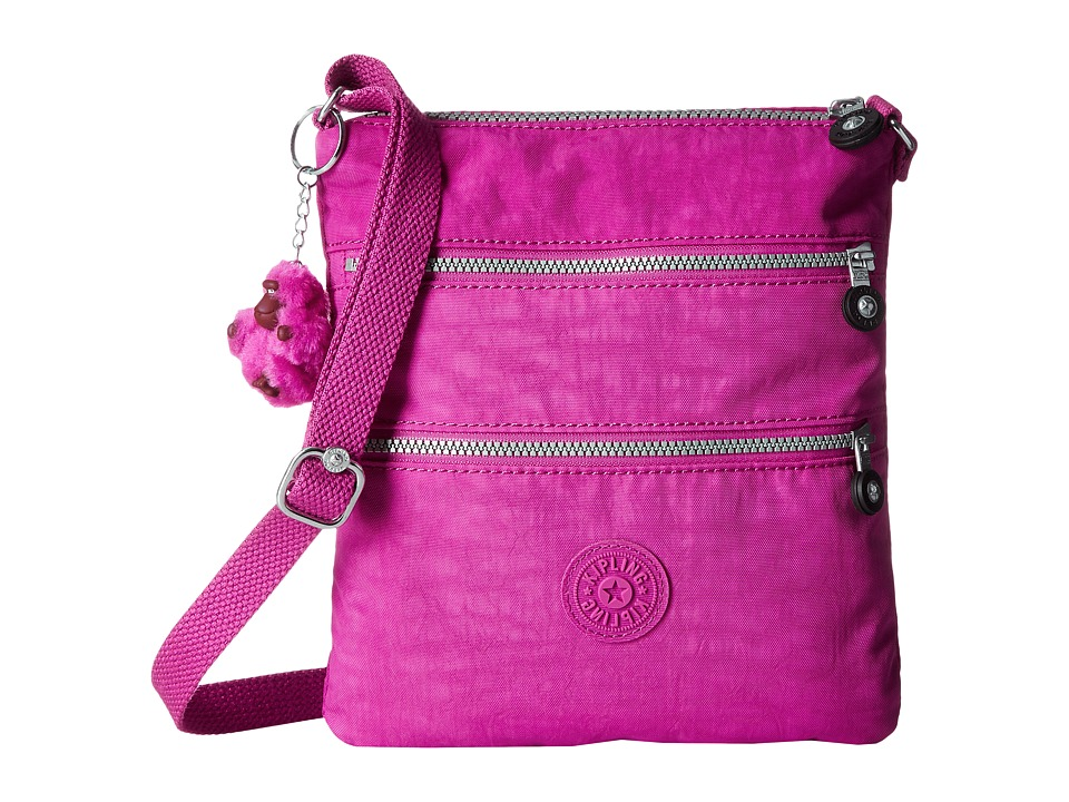 Kipling - Keiko Crossbody (Very Berry) Cross Body Handbags