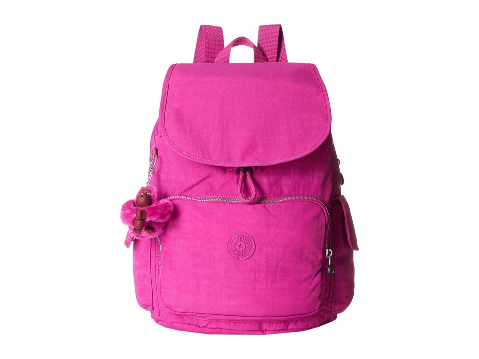 Kipling - Ravier Backpack (Very Berry) Backpack Bags