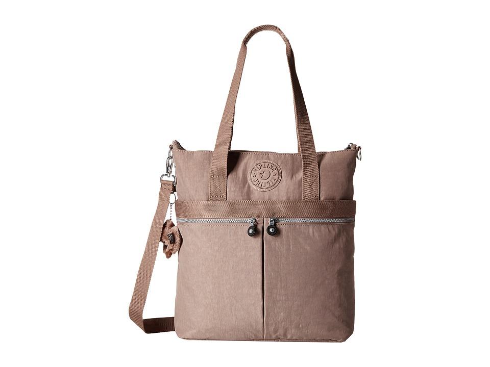 Kipling - Pammie Tote (Bran) Tote Handbags