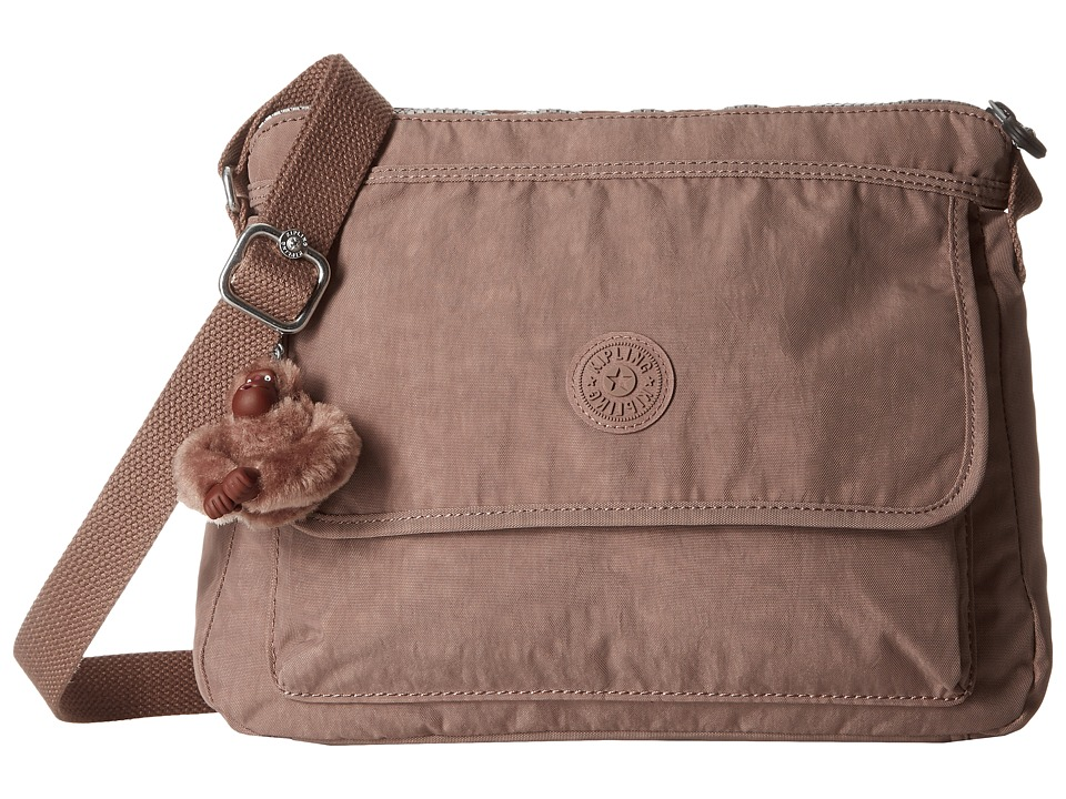 Kipling - Aisling Crossbody Bag (Bran) Handbags