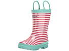 Hatley Kids - Pink Stripes Rain Boots (Toddler/Little Kid)