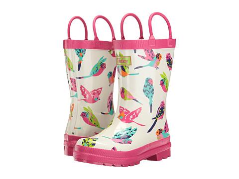 Hatley Kids Tropical Birds Rain Boots (Toddler/Little Kid) - Multi