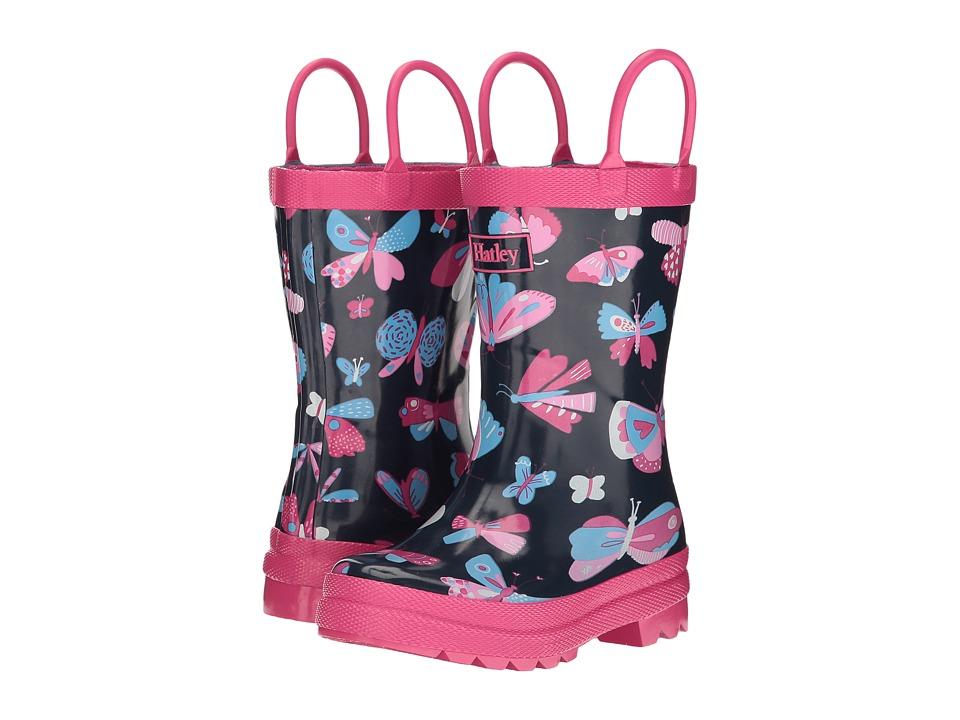 Hatley Kids - Pretty Butterflies Rain Boots