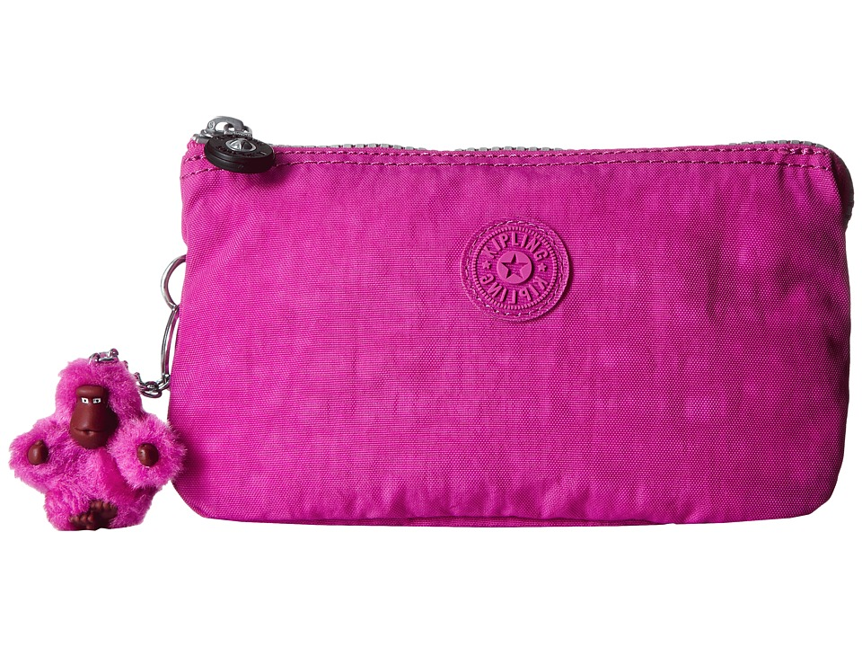Kipling - Creativity Large Pouch (Very Berry) Clutch Handbags