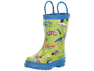 Hatley Kids - Killer Bugs Rain Boots (Toddler/Little Kid)