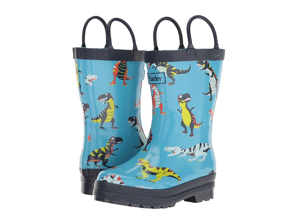 Hatley Kids - Roaring Trex Rain Boots